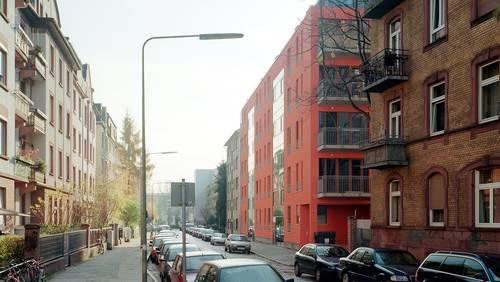 cornelsen seelinger apartmenthaus frankfurt. Black Bedroom Furniture Sets. Home Design Ideas
